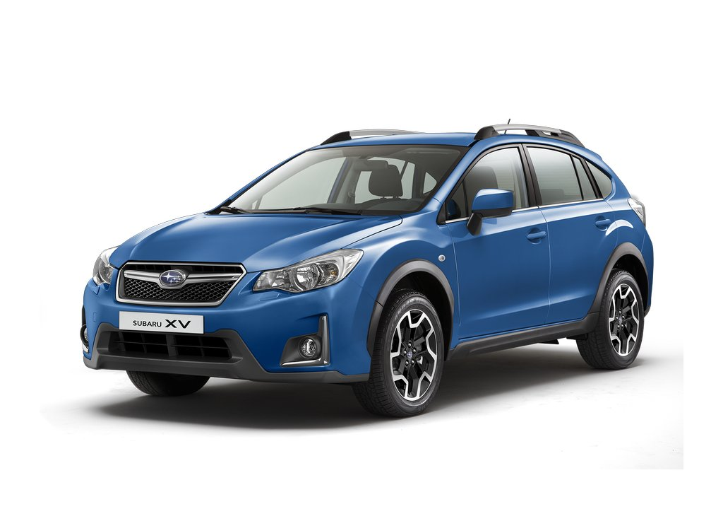 Subaru привезет в Россию специальную версию кроссовера XV